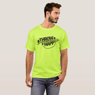 Throw Happy Javelin Hammer Throw Shirt