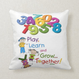 Throw Pillow Childrens