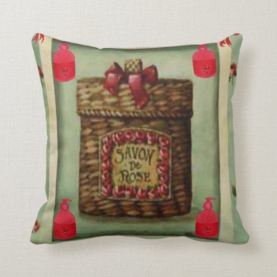 throw pillow decore bathroom