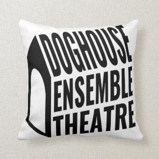 Throw Pillow - Doghouse Ensemble Theatre