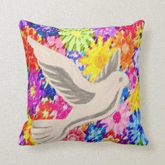 Throw Pillow Dove