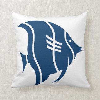 Throw Pillow Fish