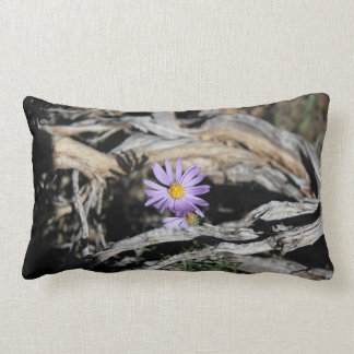 Throw Pillow - Grand Canyon Wildflower