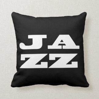 Throw Pillow Jazz