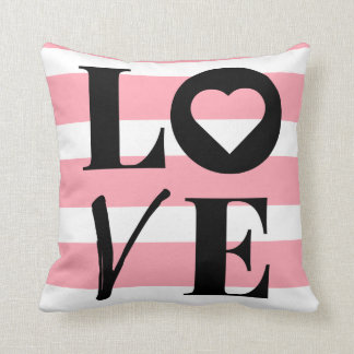 Throw Pillow - Love Letters - Home Decor