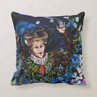 Throw Pillow Magic of the Night