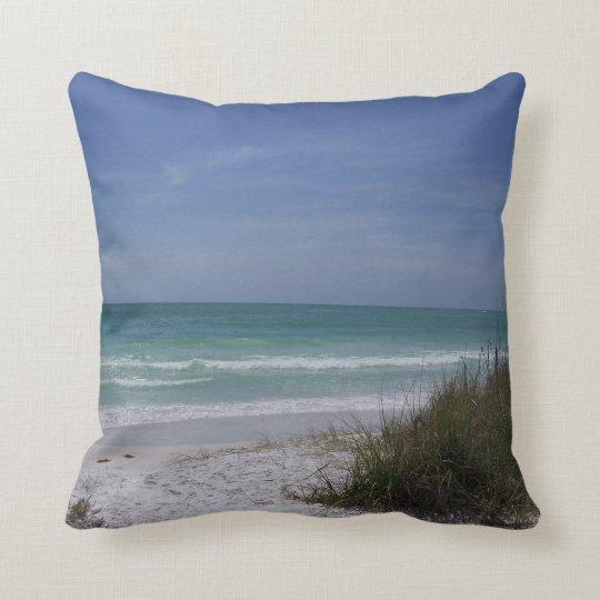Throw Pillow Ocean