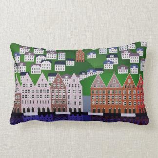 Throw Pillow Oslo