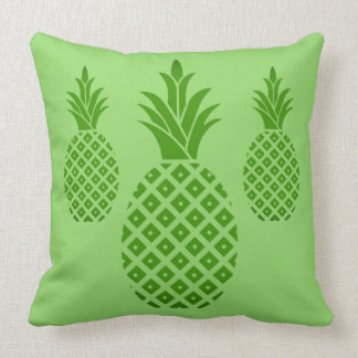 Throw Pillow-Pineapples Throw Pillow