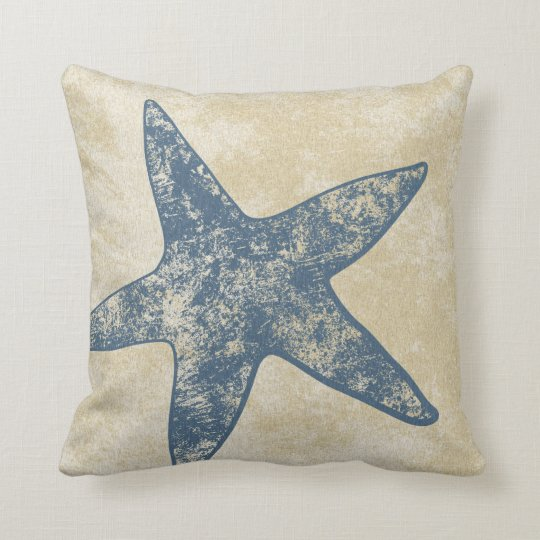 Throw Pillow - Starfish