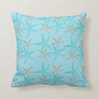 Throw Pillow-Starfish Throw Pillow