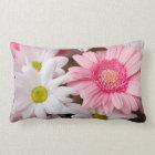 Throw Pillows - Daisy Gerbera Flowers
