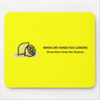 throw-them-down-the-disposal mouse pad