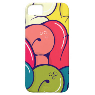Throw up letters iPhone 5 cover