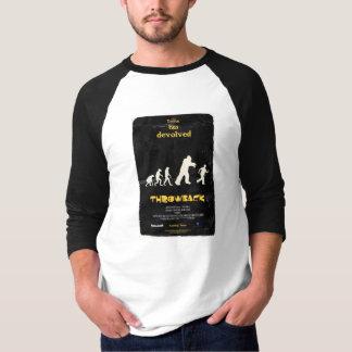 Throwback Teaser Poster Raglan Men's T-Shirt