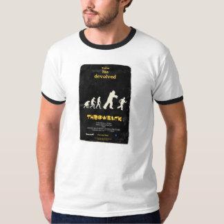 Throwback Teaser Poster Ringer Men's T-Shirt