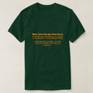 Throwback Thursday - A MisterP Shirt