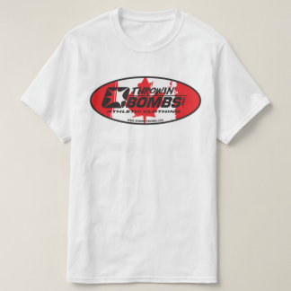 Throwin' Bombs.com: CDN T-Shirt