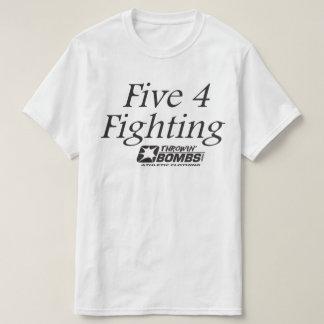 Throwinbombs.com:  54Fighting T-Shirt