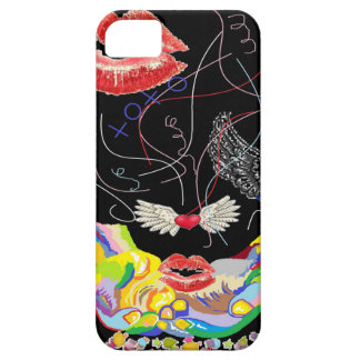 Throwing Kisses and I LOVE Yous iPhone 5 Cases