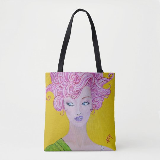 Throwing Shade Fine Art Tote