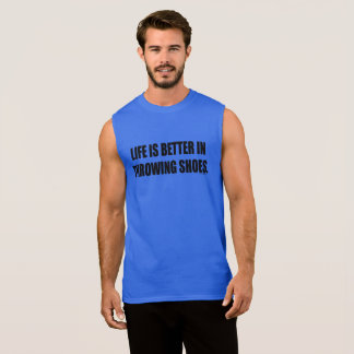 Throwing Shoes Track and Field Thrower Shirt