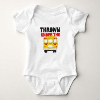 Thrown Under The Bus Baby Bodysuit