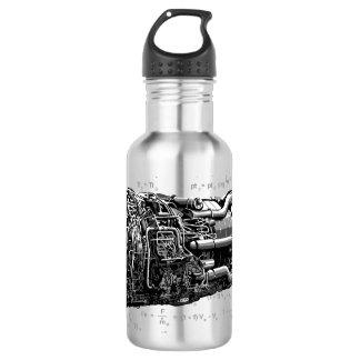 Thrust matters! 532 ml water bottle