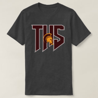 THS TURPIN SPARTANS OHIO T-Shirt