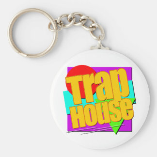 THSquareLogo-5000.png Keychain