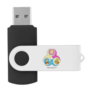 THTV Brain Stick USB Flash Drive