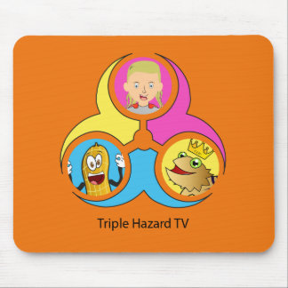 THTV Mouse Mat Mouse Pad