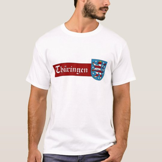 Thueringen. Deutschland T-Shirt