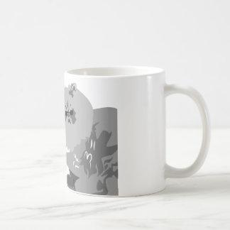Thug Cat Coffee Mug