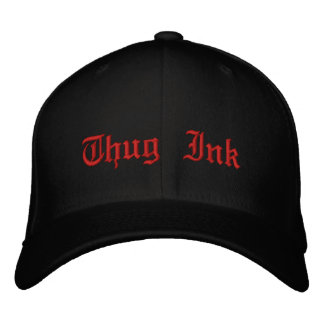 Thug Ink Logo Cap