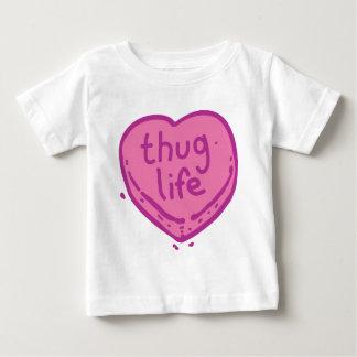 Thug Life Baby T-Shirt