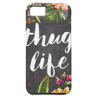 Thug life iPhone 5 case