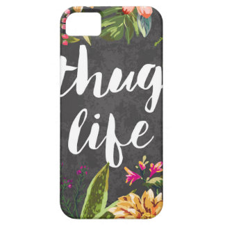 Thug life iPhone 5 cover