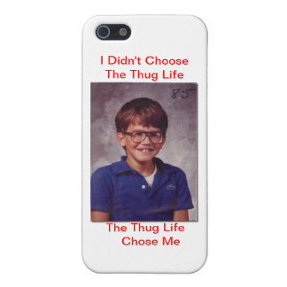 Thug Life iPhone Case iPhone 5 Covers