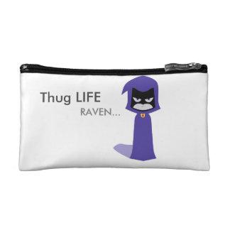 Thug life RAVEN bag Makeup Bags