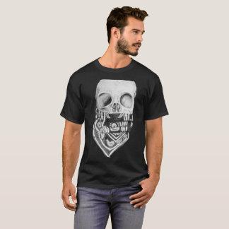 Thug skull face T-Shirt