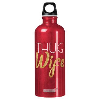 Thug Wife | Water Bottle