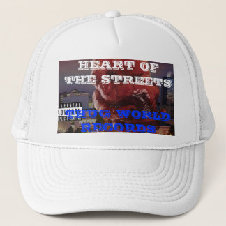 Thug World Records Heart Of The Streets hat