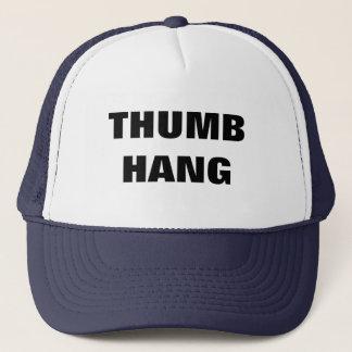 THUMB HANG TRUCKER HAT