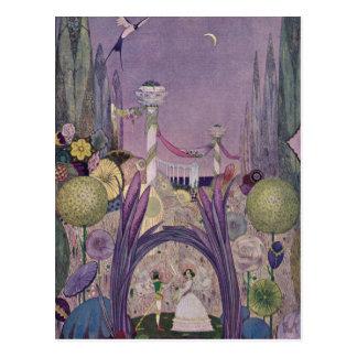 Thumbelina Postcard