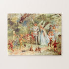 Thumbelina's Wedding in the Forest Jigsaw Puzzle