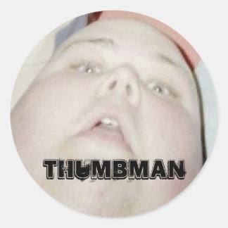 THUMBMAN Stickers