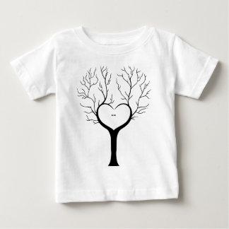 Thumbprint Tree Baby T-Shirt