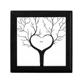 Thumbprint Tree Gift Box
