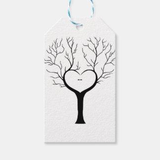 Thumbprint Tree Gift Tags